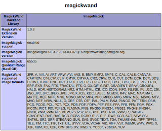 Instalación de MagickWand for PHP en Debian