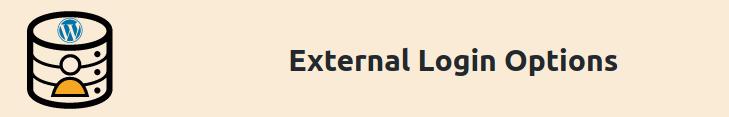 External login Autentificación de wordpress contra otra base de datos
